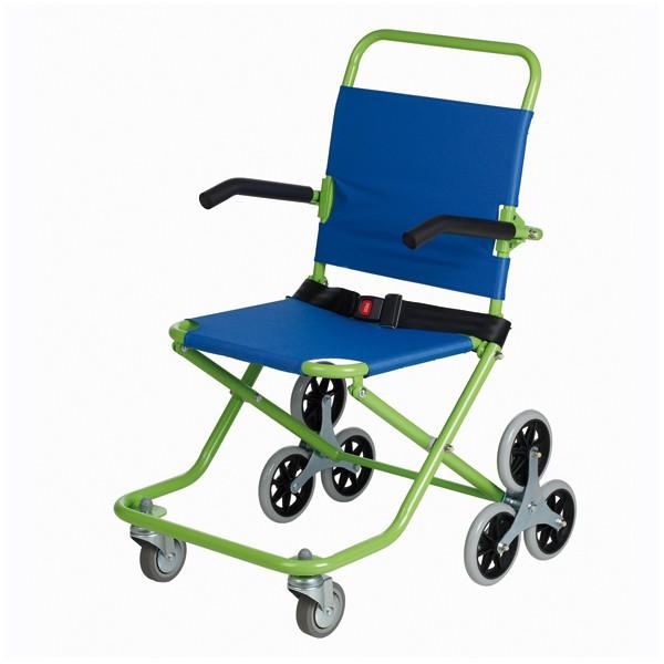 silla de ruedas salvaescaleras