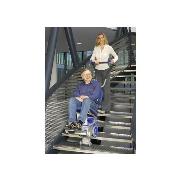 Alquiler salva escaleras galquiler for Sillas para subir y bajar escaleras