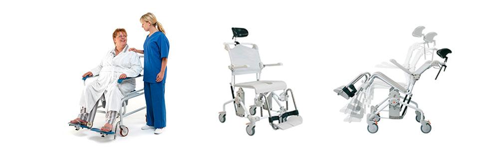 Sillas Ortopédicas para duchas. Tipos, Ventajas y Funcionalidades